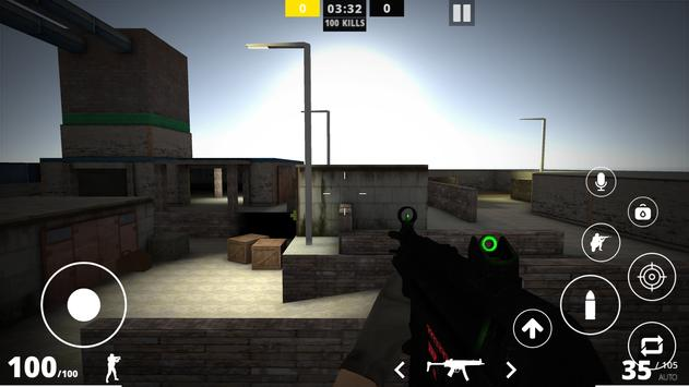 First Blood - Multiplayer FPS Game Android screenshot 2