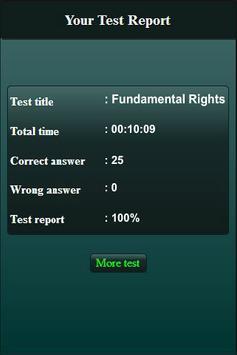 Fundamental Rights and Duties Quiz screenshot 4