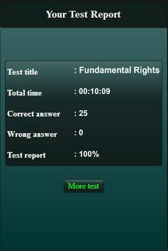 Fundamental Rights and Duties Quiz screenshot 14