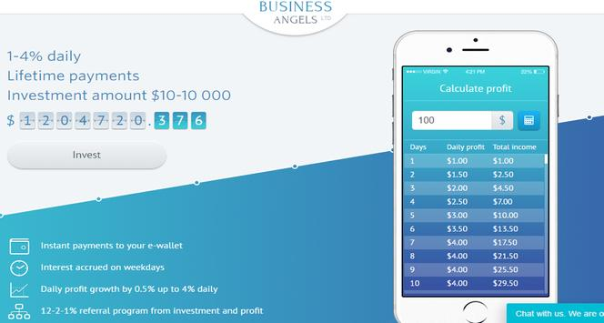 Angels Business INC screenshot 7