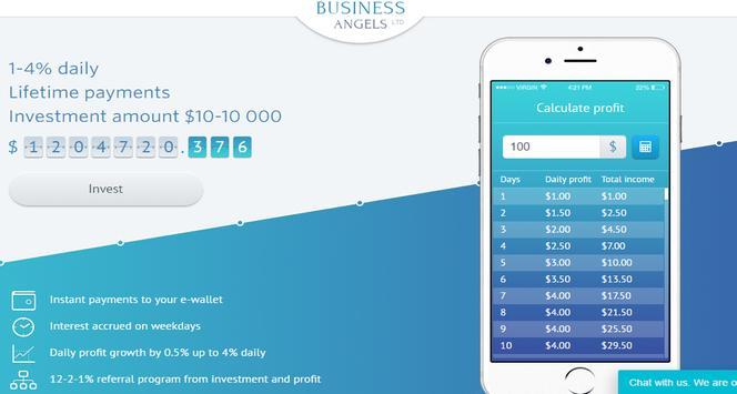 Angels Business INC screenshot 1