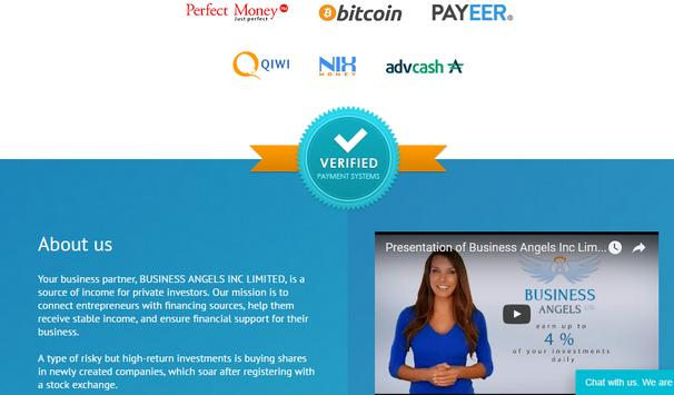 Angels Business INC screenshot 2
