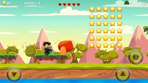 Army Jungle Adventure apk screenshot