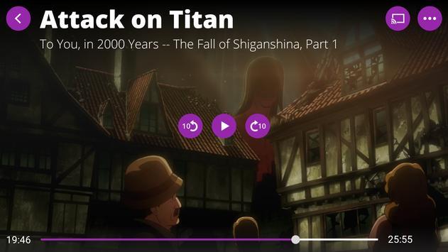Funimation - Ireland screenshot 4