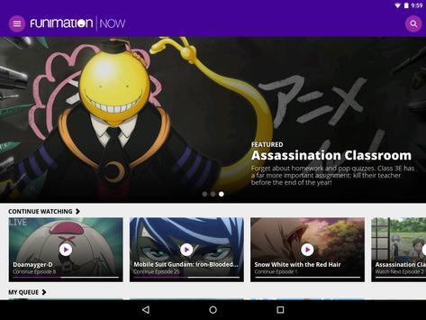 Funimation - Ireland screenshot 10