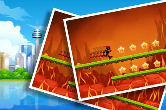 Robot Red Green apk screenshot