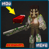Bed wars Server Map for MCPE icon