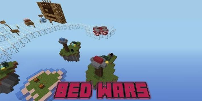Bed wars Server Map for MCPE screenshot 2