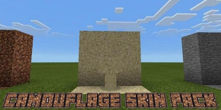 Camouflage Skins Pack For MCPE For Android APK Download - Camo skins fur minecraft
