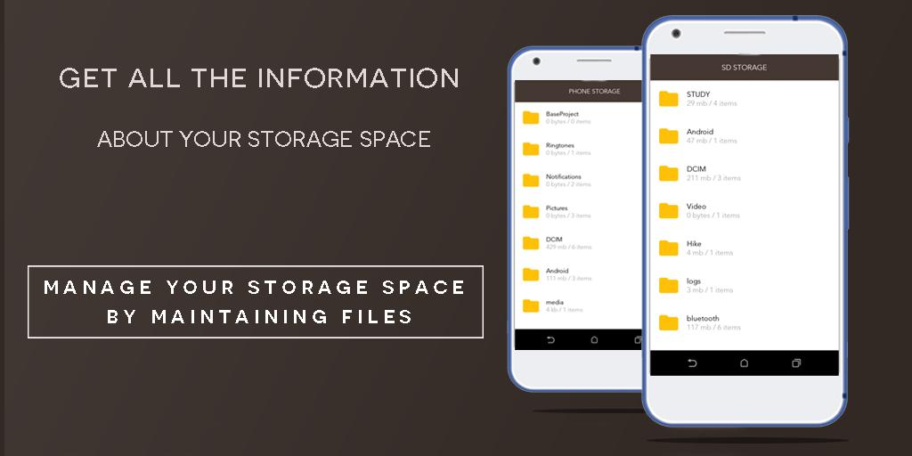 Phone & SD Card Storage Space Manager for Android - APK Download