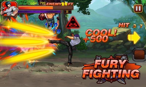 Karate Fighter Fury Fight apk screenshot