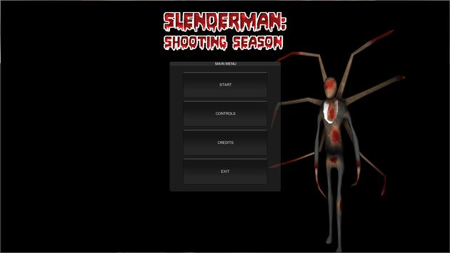 Slenderman: Shooting Season poster