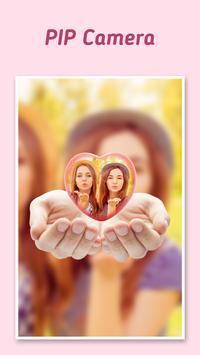 PIP CAM - Photo Effects & Beauty Editor screenshot 3