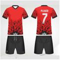 Futsal Jersey Design 2018