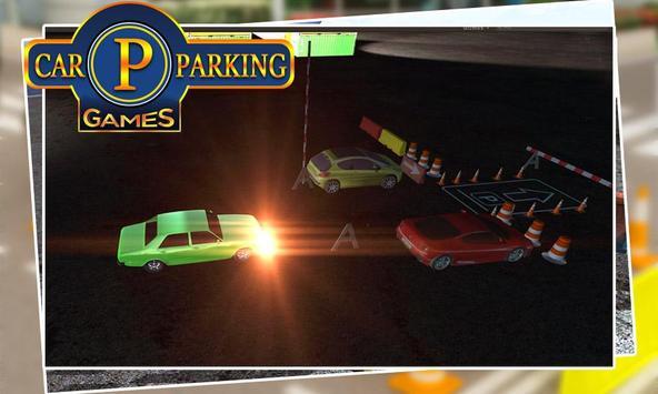 Multi car parking Mania 2017 apk screenshot