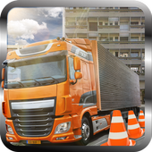 USA Truck Parking 2017 icon