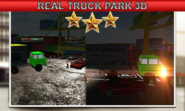 USA Truck Parking 2017 apk screenshot