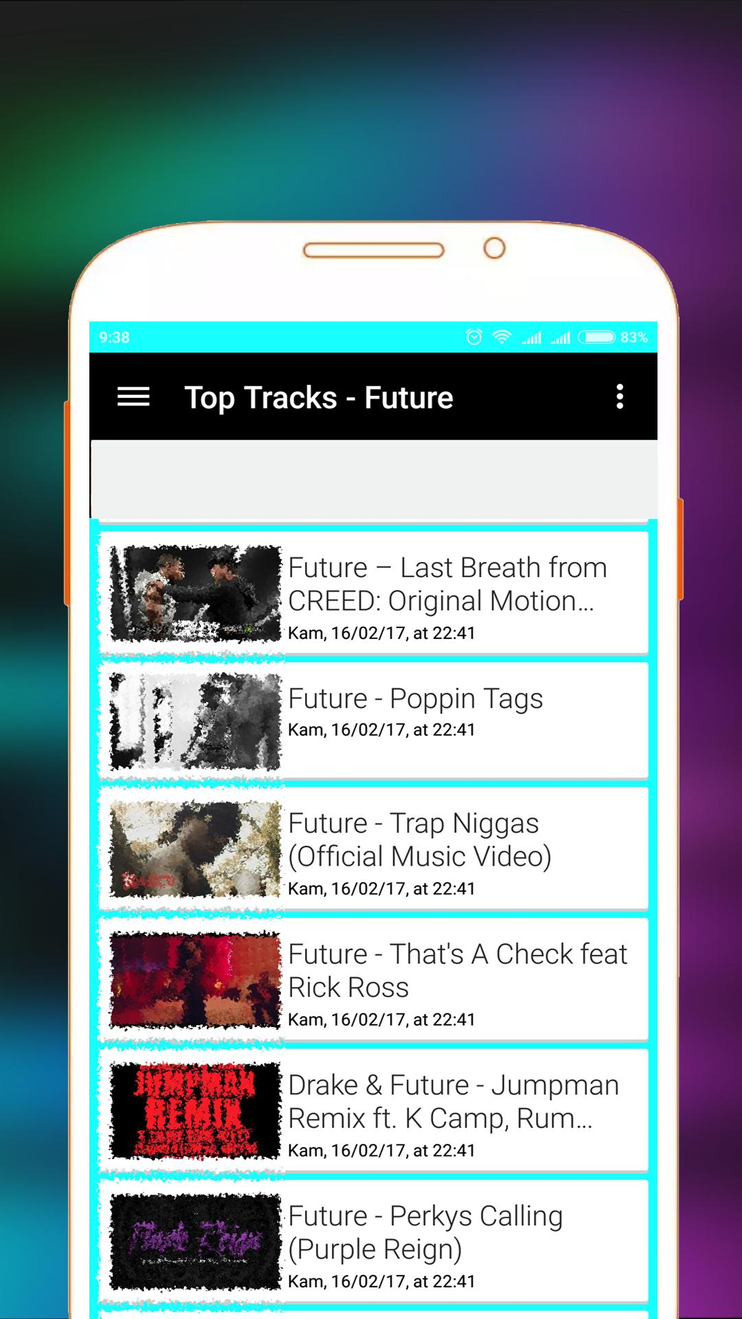 FUTURE Songs and Videos for Android - APK Download
