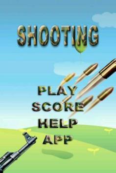 SHOOTING poster