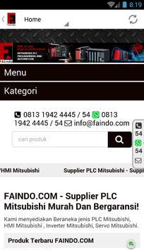 FAindo Factory Automation screenshot 1