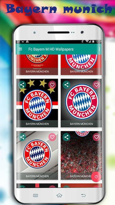 Fc Bayern Hd Wallpaper For Android Apk Download