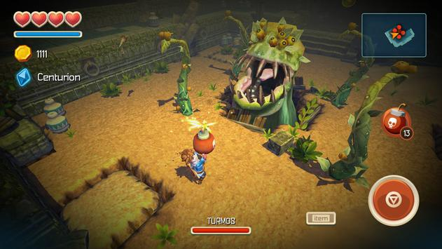 Oceanhorn Screenshot 4
