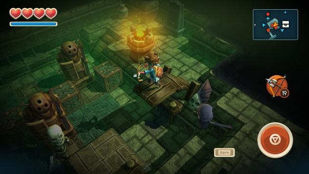 Oceanhorn Screenshot 3