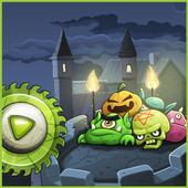 Shelling little monster icon