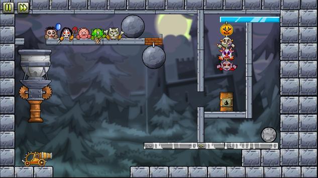 Shelling little monster screenshot 3