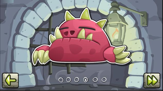 Shelling little monster screenshot 1