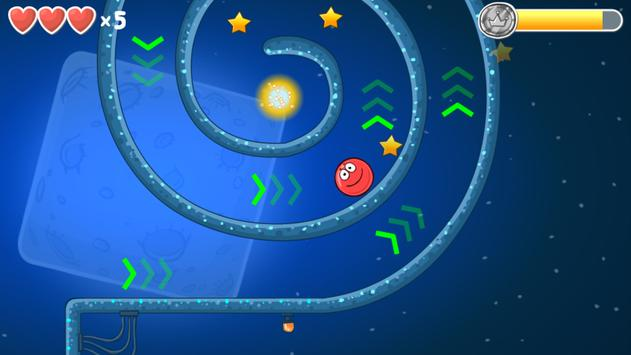 Red Ball 4 apk screenshot