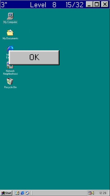 windows 95 on android