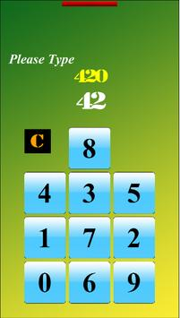 Crazy Numbers screenshot 3