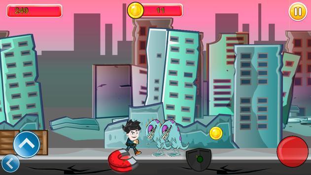Dennis adventures : unleashed apk screenshot