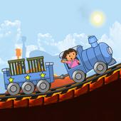 Little Dora Kids Train - Magical Forest Explorer icon