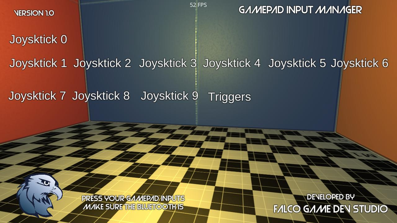 Gamepad Input Manager for Android - APK Download