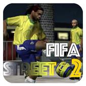 Free Fifa Street 2 ícone