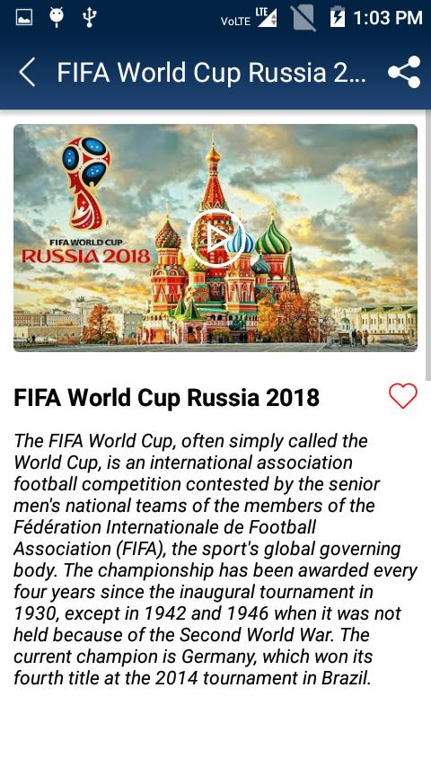 FIFA World Cup 2018 Songs - Russia 2018 for Android - APK Download