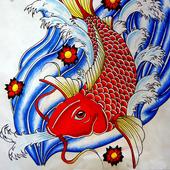 FISH TATTOO Wallpaper icon