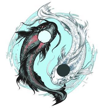FISH TATTOO Wallpaper screenshot 6