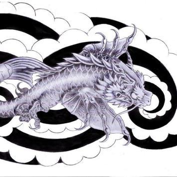 FISH TATTOO Wallpaper screenshot 7