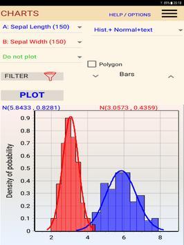 StatSuite (Statistics Suite) apk screenshot