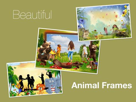 Animal Photo Frames apk screenshot