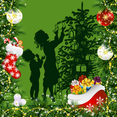 Best Christmas Photo Frames icon