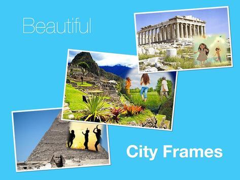 Beautiful City Photo Frames screenshot 4