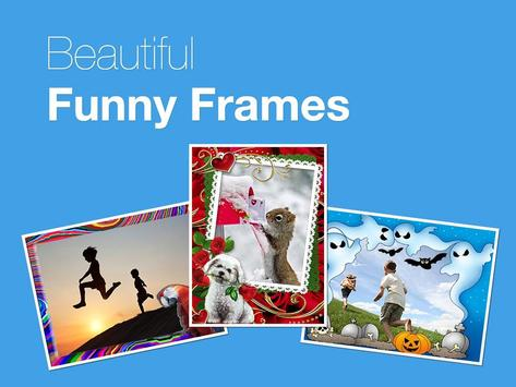 Funny Photo Frames 2015 poster