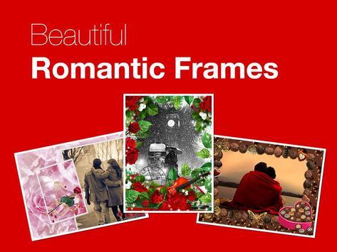 Romantic Photo Frames poster