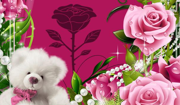 Beautiful Roses Photo Frames apk screenshot