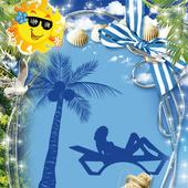 Best Summer Photo Frames icon