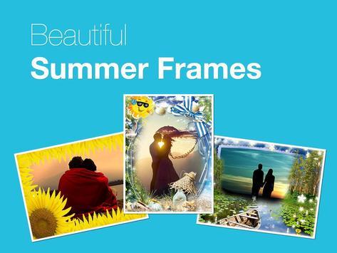 Best Summer Photo Frames poster